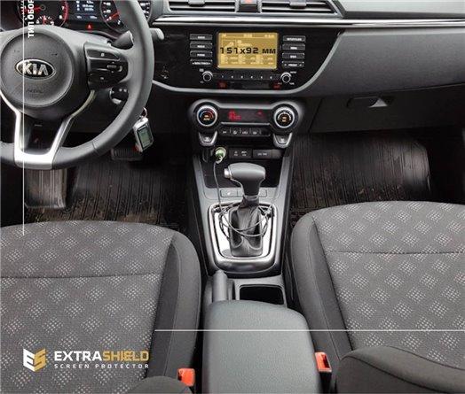 Toyota Landcruiser 05.98 - 12.03 Mittelkonsole Armaturendekor Cockpit Dekor 16 -Teile